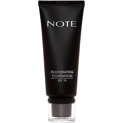 Note Cosmetics Online Only Rejuvenating Foundation SPF 15