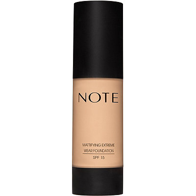 Note CosmeticsOnline Only Mattifying Extreme Wear Foundation SPF 15