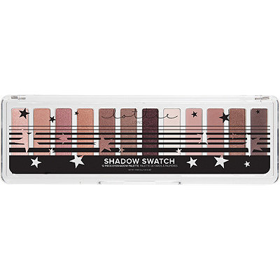 Lottie London Online Only The Rose Golds 12 Piece Eyeshadow Palette