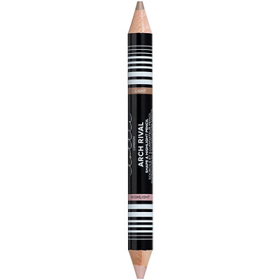 Lottie London Online Only Arch Rival Shape %26 Highlight Brow %26 Highlighter Pencil