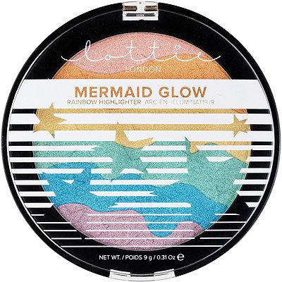 Lottie LondonOnline Only Mermaid Glow Rainbow Highlighter