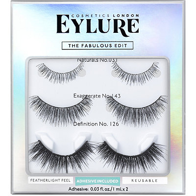The Fabulous Edit Lash Set by Eylure
