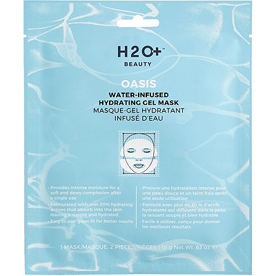 H2O PlusOnline Only Oasis Water-Infused Hydrating Gel Mask