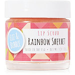 Fizz & Bubble Rainbow Sherbet Lip Scrub