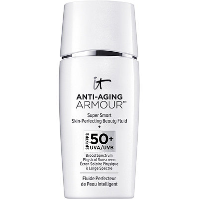 It CosmeticsOnline Only Anti-Aging Armour-Super Smart Skin-Perfecting Beauty Fluid with SPF 50%2B
