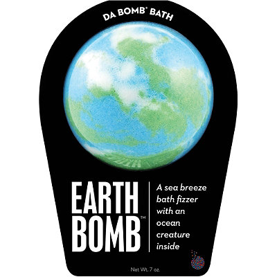 da BombEarth Bomb Bath Fizzer