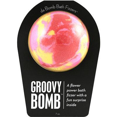 da BombGroovy Bomb Bath Fizzer