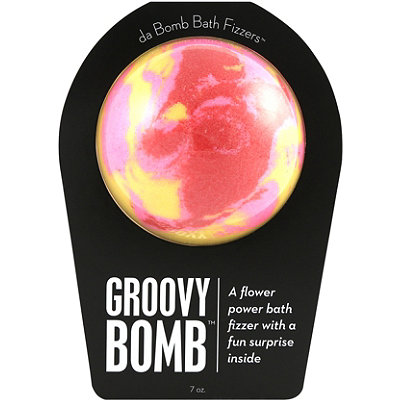 Groovy Bomb Bath Fizzer