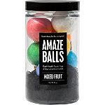 Amazeballs! Jar Bath Fizzers