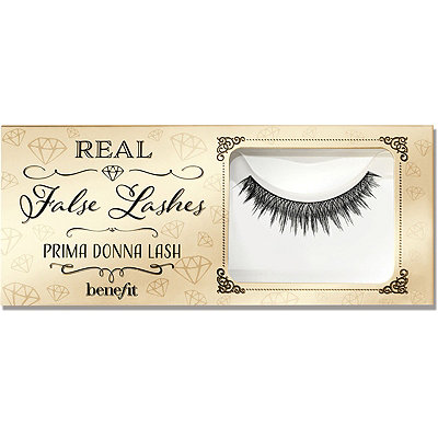 Benefit Cosmetics Prima Donna Lash %22Crossed%2C Layered False Eyelashes For A High Drama Look%22