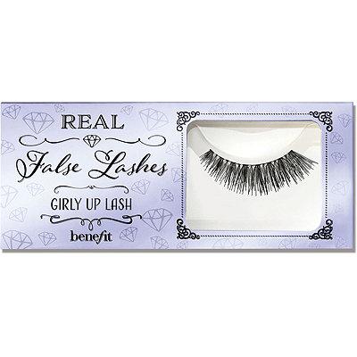Benefit CosmeticsGirly Up Lash %22 Full %2C Flared False Eyelashes For A Glamorous Look%22