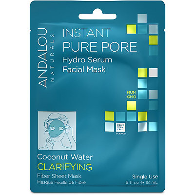 Andalou NaturalsOnline Only Instant Pure Pore Facial Sheet Mask