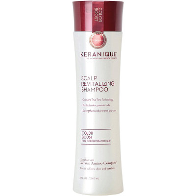 Color Boost Scalp Revitalizing Shampoo For Color-Treated Hair