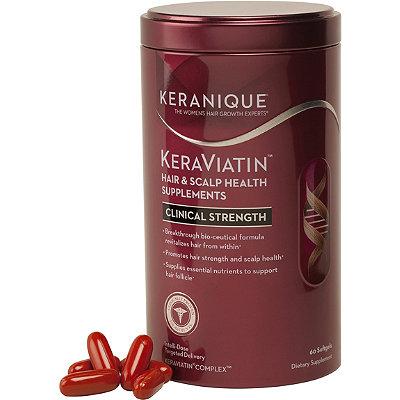 KeraViatin Hair & Scalp Health Supplements