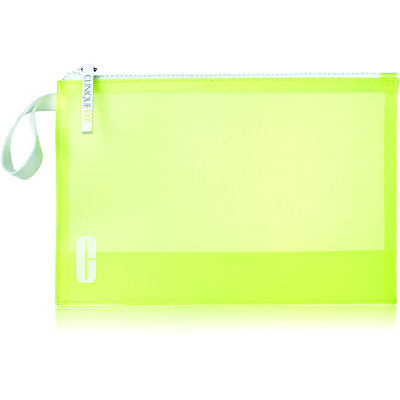 Online Only FREE Chartreuse Bag w/any 2 item CliniqueFIT purchase