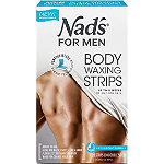 Nads Natural Online Only Hair Removal Strips for Men