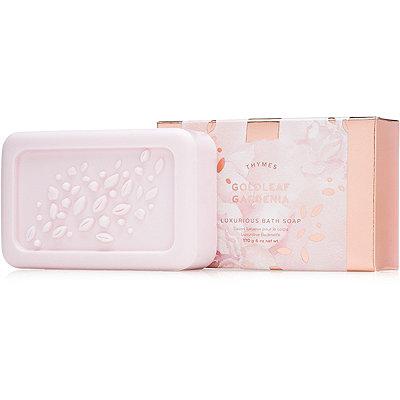 ThymesGoldleaf Gardenia Luxurious Bar Soap