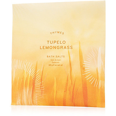 Tupelo Lemongrass Bath Salts