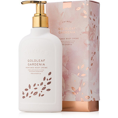 Thymes Goldleaf Gardenia Perfumed Body Cr%C3%A8me