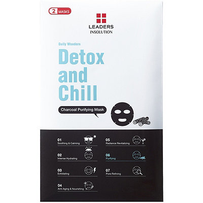 Leaders Daily Wonders Detox and Chill Mask