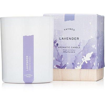 Lavender Aromatic Candle