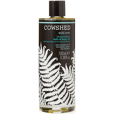 Cowshed Wild Cow Invigorating Bath %26 Body Oil