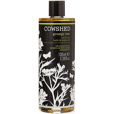 CowshedGrumpy Cow Uplifting Bath %26 Body Oil