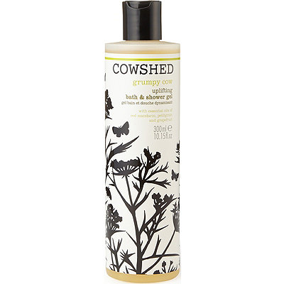 Grumpy Cow Uplifting Bath & Shower Gel