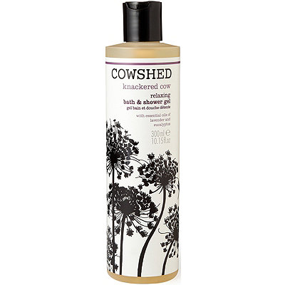 Knackered Cow Relaxing Shower Gel
