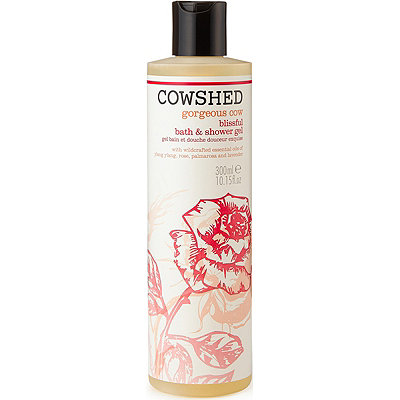 Cowshed Gorgeous Cow Blissful Bath %26 Shower Gel