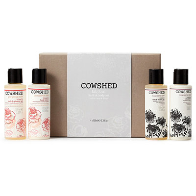 CowshedFab Four Set
