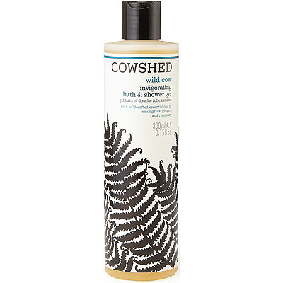 Cowshed Wild Cow Invigorating Bath %26 Shower Gel