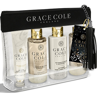 Grace Cole Nectarine Blosson %26 Grapefruit Travel Set