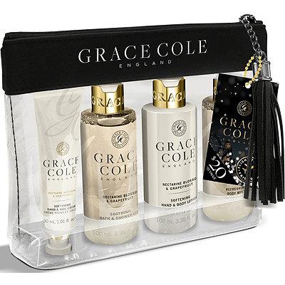 Grace ColeNectarine Blosson & Grapefruit Travel Set