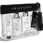 White Nectarine %26 Pear Travel Set