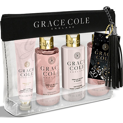 Grace ColeVanilla Blush %26 Peony Travel Set
