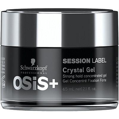 Session Label Crystal Gel