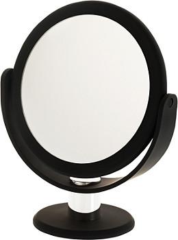 danielle soft touch round black vanity mirror ulta beauty