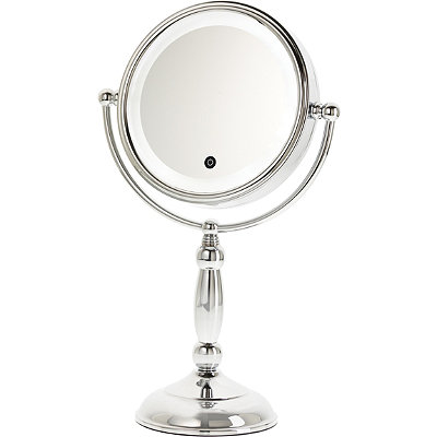 Dual Lighted LED Vanity Mirror