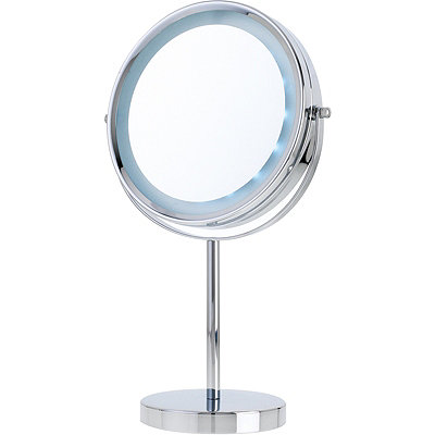 Upper Canada Chrome LED Vanity Mirror