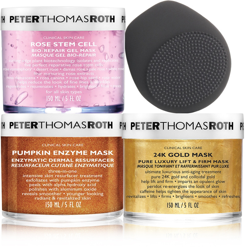 Online Only Mix & Mask Trio by Peter Thomas Roth