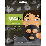 Yes to Natural Men Charcoal Detox Paper Mask