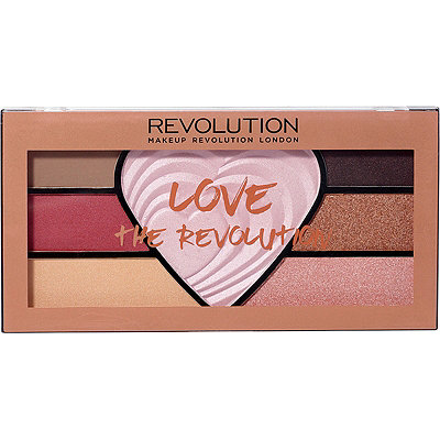 Makeup Revolution FREE Love the Revolution Palette w%2Fany %2415 Makeup Revolution purchase