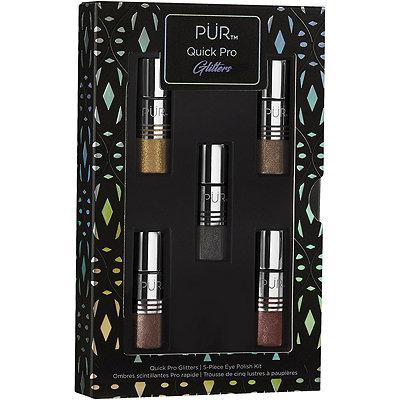 Quick Pro Glitters Eye Polish Kit