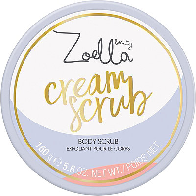 Zoella Beauty Online Only Cream Scrub