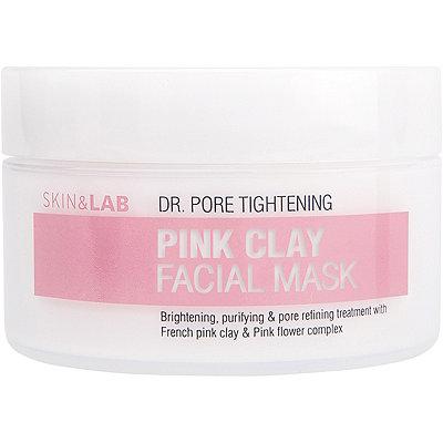 Skin & LabPink Clay Facial Mask