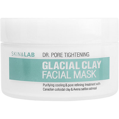 Skin & Lab Glacial Clay Facial Mask