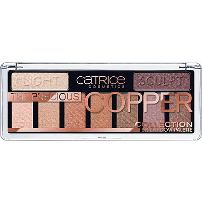 The Precious Copper Eyeshadow Palette