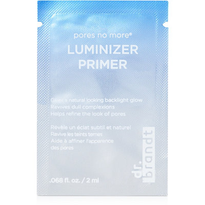 Dr. BrandtFREE packette Luminizer Primer w/any Dr. Brandt purchase