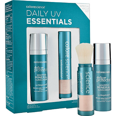 ColorescienceOnline Only Daily UV Essentials Kit